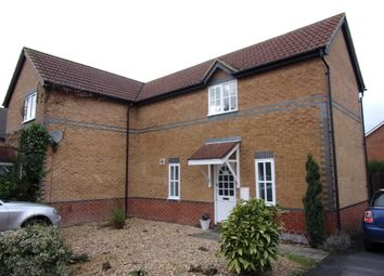 Thumbnail 2 bed semi-detached house to rent in Roding Way, Didcot