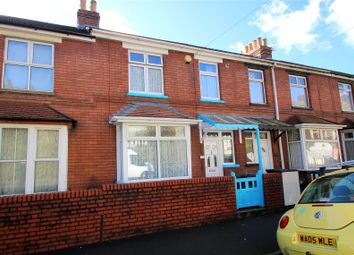 Thumbnail 3 bed terraced house for sale in Dunford Road, Victoria Park, Bristol
