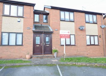 Thumbnail 2 bed flat for sale in Alford Close, Chesterfield