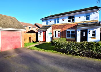 3 bed semi-detached house for sale in Derry Close, Ash Vale, Aldershot GU12
