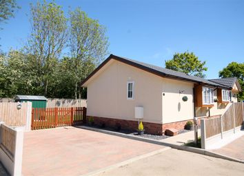 Thumbnail 3 bed bungalow for sale in Oakleigh Park, Clacton Road, Weeley