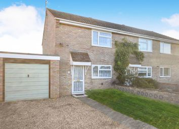 Thumbnail 3 bed end terrace house for sale in Harwood Avenue, Thetford