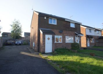 Thumbnail 2 bed semi-detached house to rent in Hobkirk Drive, Sinfin, Derby