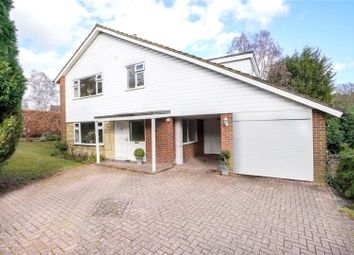 Thumbnail 5 bedroom detached house for sale in Lebanon Drive, Cobham, Surrey
