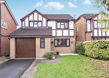 Thumbnail 4 bed detached house for sale in Ashdown Close, Southport