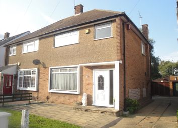 Thumbnail 3 bed semi-detached house to rent in Freshwell Avenue, Chadwell Heath