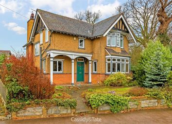 5 bed detached house for sale in Clarence Road, St Albans, Hertfordshire AL1
