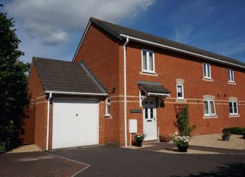 Thumbnail 3 bed semi-detached house for sale in Warres Road, Taunton