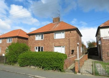 Thumbnail 2 bed semi-detached house to rent in Calvert Terrace, Murton, Seaham