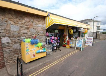 Thumbnail Retail premises for sale in Cliff Park Road, Paignton