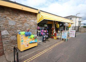 Thumbnail Retail premises for sale in Cliff Park Road, Paignton
