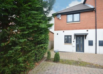 Thumbnail 2 bed end terrace house for sale in Trinity Way, Shirley, Solihull