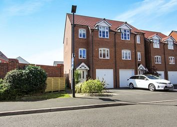 Thumbnail 4 bedroom semi-detached house for sale in Goldfinch Drive, Catterall, Preston