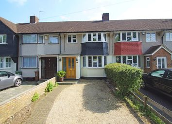 Thumbnail 3 bed terraced house for sale in Berwick Crescent, Sidcup, Kent