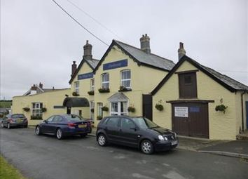 Thumbnail Pub/bar for sale in Village Inn, Ashwater, Beaworthy, Devon
