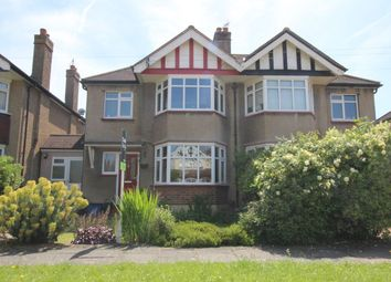 Thumbnail 4 bed semi-detached house for sale in Lindsay Road, Hampton Hill, Hampton