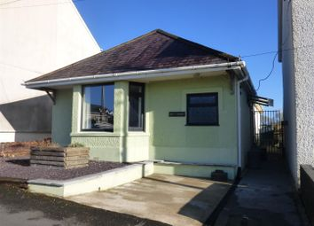 Thumbnail 4 bed bungalow for sale in Church Road, Gorslas, Llanelli