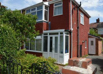 Thumbnail 3 bed semi-detached house to rent in Fowler Avenue, Abbey Hey, Manchester