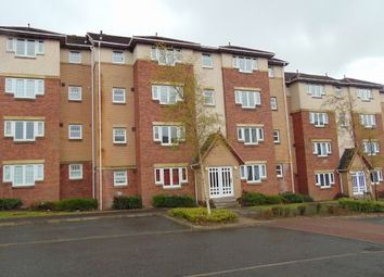 Thumbnail 2 bed flat for sale in Burnvale Place, Livingston