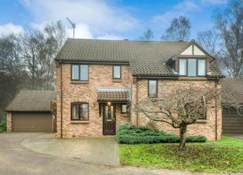 Thumbnail 4 bedroom detached house for sale in Heathlands, Welwyn, Hertfordshire