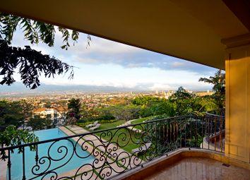 Thumbnail 4 bedroom villa for sale in Exceptional Estate In The Heart Of Escazu, Escazu, Costa Rica