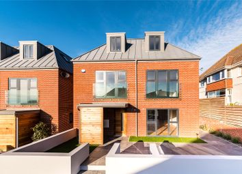 Thumbnail 4 bed detached house for sale in The Cliff, Brighton, East Sussex