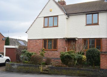 Thumbnail 3 bed semi-detached house to rent in Stamford Street, Glenfield
