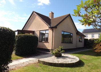 Thumbnail 3 bed detached bungalow to rent in Knightor Close, Trethurgy, St. Austell
