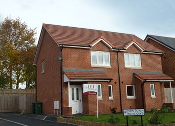 Thumbnail 2 bed semi-detached house to rent in Newtown Meadows, Carlisle