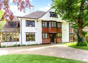 Thumbnail 5 bed detached house for sale in Warwick Park, Tunbridge Wells, Kent