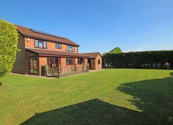 Thumbnail 4 bed detached house for sale in Stockclough Lane, Feniscowles, Blackburn