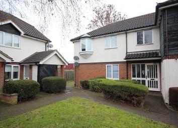 Thumbnail 1 bed flat to rent in Hazel Gardens, Sawbridgeworth, Herts