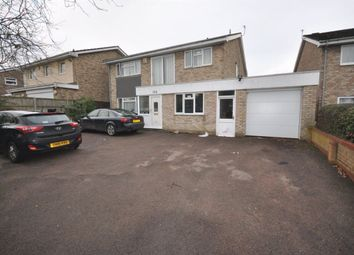 Thumbnail 4 bedroom detached house to rent in Putnoe Lane, Bedford