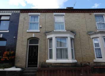 Thumbnail 3 bed property to rent in Esmond Street, Anfield, Liverpool