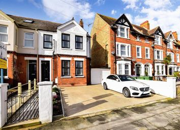 4 bed semi-detached house for sale in Wear Bay Crescent, Folkestone, Kent CT19