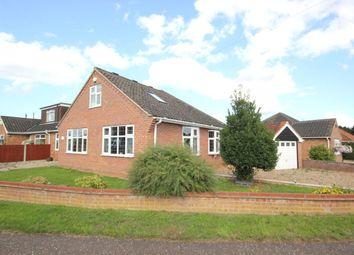 Thumbnail 3 bed bungalow for sale in Aerodrome Crescent, Norwich