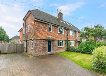 Thumbnail 4 bed semi-detached house for sale in Oaklands, Ardingly, Haywards Heath, West Sussex