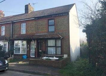 Thumbnail 2 bedroom end terrace house for sale in 29 Higham Road, Cliffe, Rochester, Kent