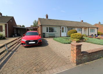 Thumbnail 2 bed semi-detached bungalow for sale in Jackson Road, Houghton, Carlisle