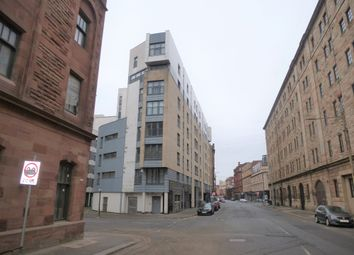 Thumbnail 2 bed flat to rent in Bell Street, Merchant City, Glasgow
