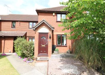 Thumbnail 2 bed terraced house to rent in Pascal Way, Letchworth Garden City