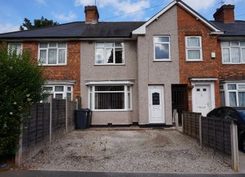 Thumbnail 3 bedroom terraced house for sale in Twickenham Road, Kingstanding, Birmingham