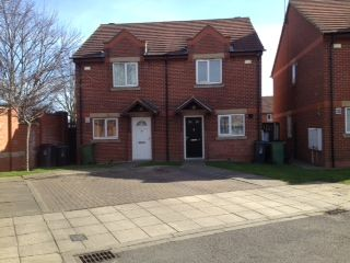 Thumbnail 2 bed semi-detached house to rent in Freemantle Grove, Hartlepool