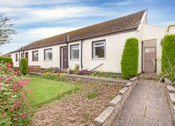 Thumbnail 3 bed semi-detached bungalow for sale in 18 Abbots Row, Coldingham, Eyemouth