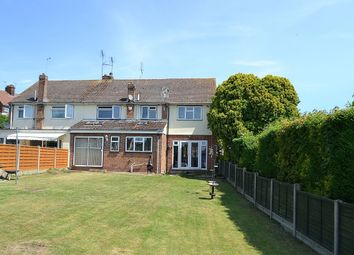 Thumbnail 5 bedroom semi-detached house for sale in Woodfield Close, Stansted