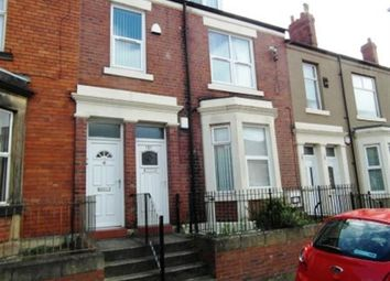 Thumbnail 2 bed terraced house to rent in Avenue Road, Gateshead
