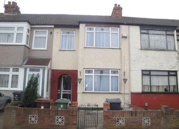 Thumbnail 3 bed terraced house to rent in James Avenue, Dagenham