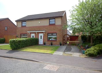 Thumbnail 3 bed semi-detached house for sale in Macmillan Gardens, Uddingston, Glasgow