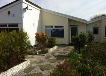 Thumbnail 1 bed bungalow to rent in Charlotte Close, Mount Hawke
