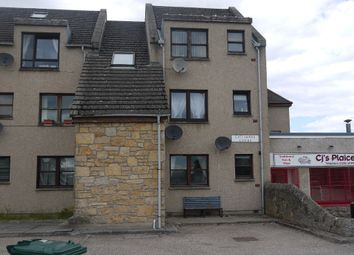 Thumbnail 1 bedroom flat to rent in Cathedral Court, Elgin, Moray